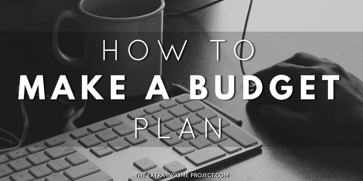 Do you want to know how to make a budget planner? This post takes you through how to create a budget.