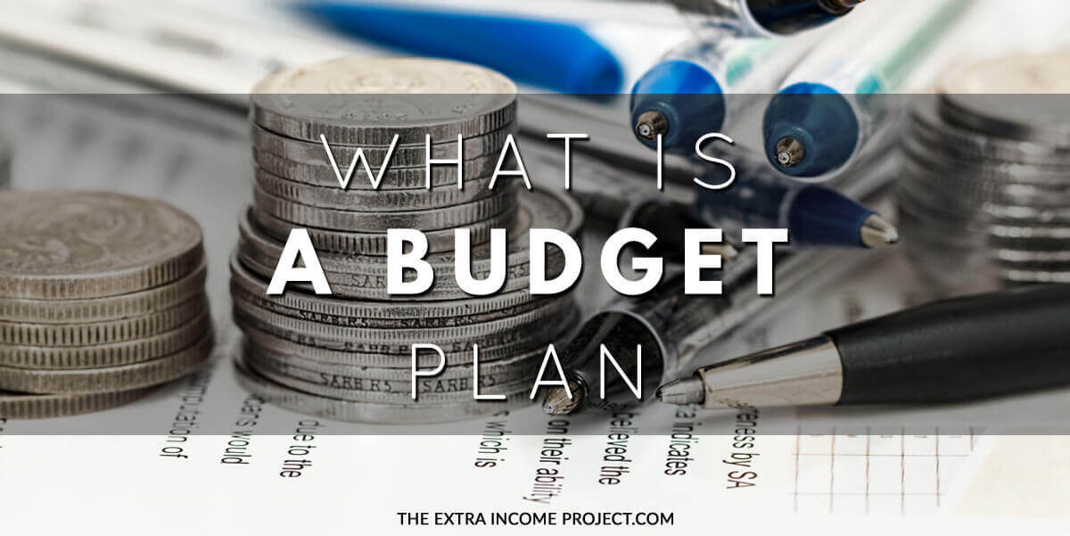 What Is A Budget Plan