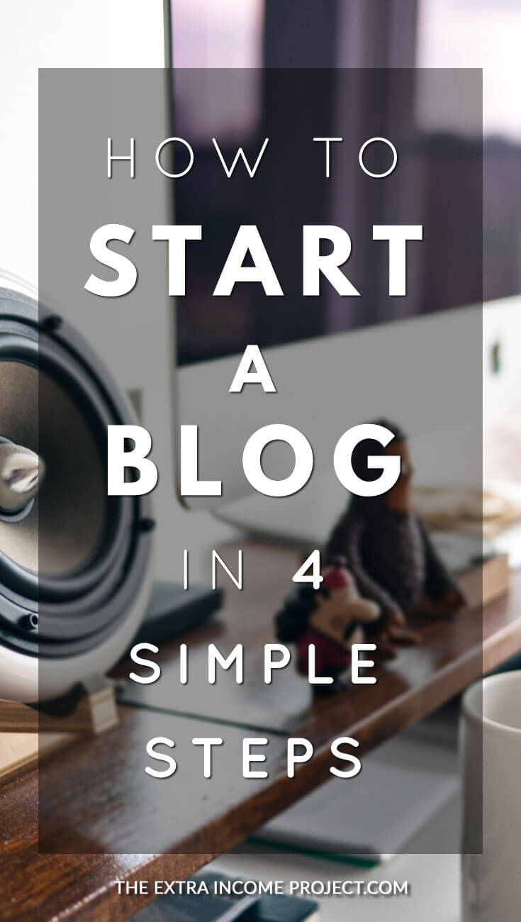 If you want to start a blog follow these 4 simple steps. You'll create a blog in as little as 5 minutes by following this simple blogging guide. The post contains a link to help you get a FREE domain name. Also subscribe for blogging tips and learn how I make money online.