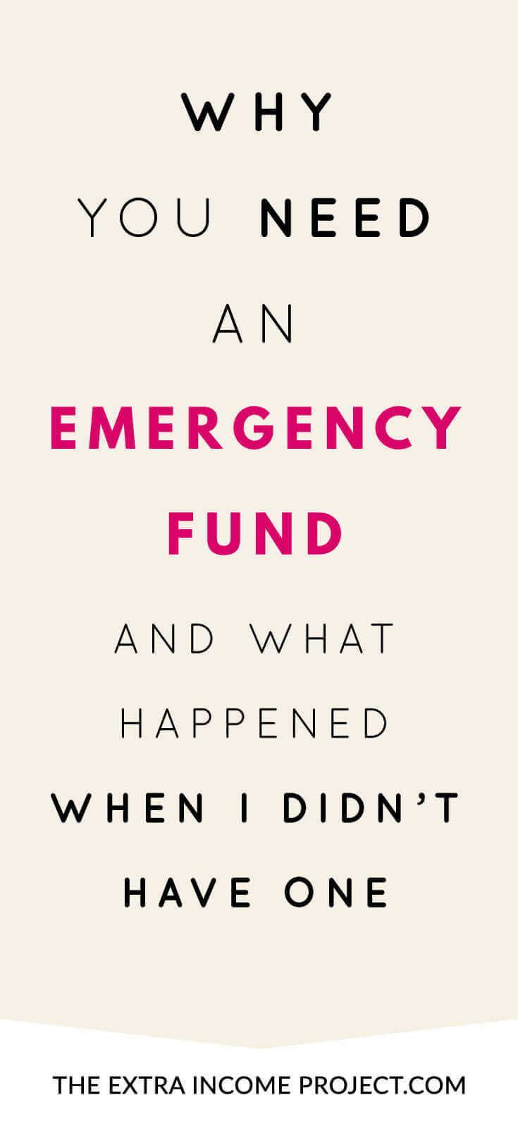If you don't have an emergency fund or six months of savings put away then you may be setting yourself up for even tougher times when life throws you a challenge. Learn how I got deeper into debt because of an accident that left me unable to work and no income.