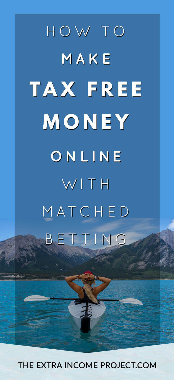 Find out how you can make fast tax free cash with matched betting. Matched betting enables you to make money online from the comfort of your own home. Click to learn how it works.