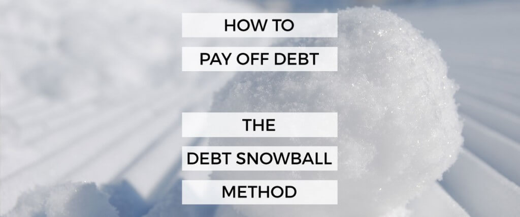 How To Pay Off Debt: The Debt Snowball Method